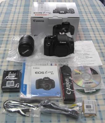 Canon Eos Kiss X8