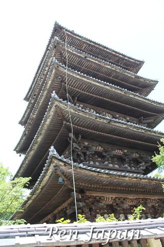 八坂の塔(法観寺の五重塔)