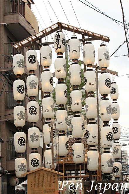 祇園祭_伯牙山