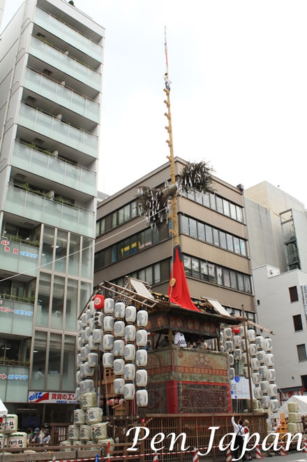 祇園祭_月鉾