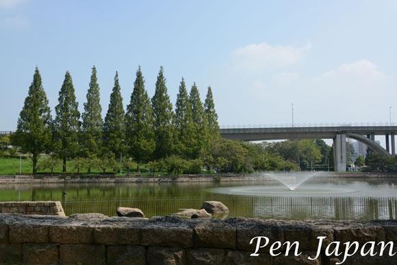 大阪 城北公園