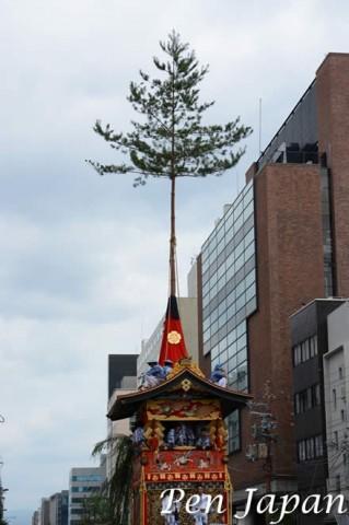 祇園祭の南観音山