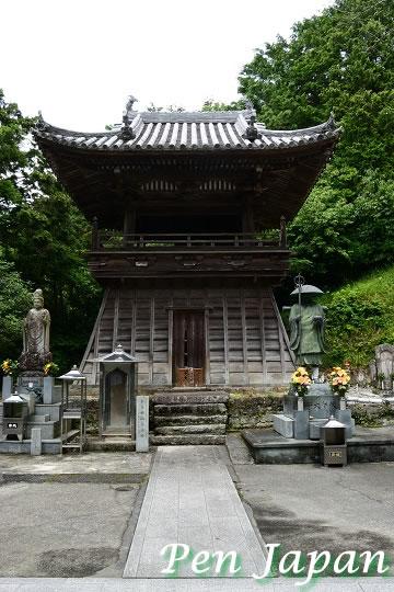 熊谷寺・鐘楼