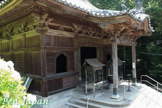 熊谷寺・大師堂