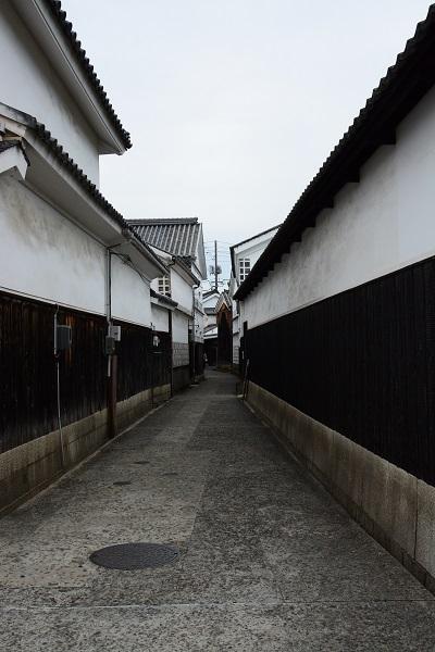 倉敷美観地区 古い町並み