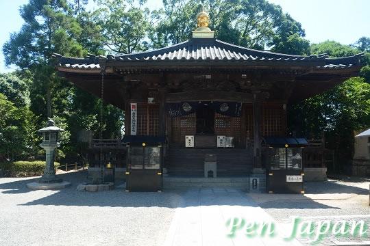 金泉寺の大師堂
