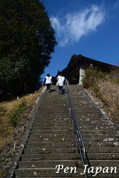 熊谷寺(8番札所)