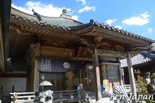 第六番札所「安楽寺」